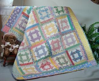 Churn Dash Quilt Designs - Generations Quilt Patterns