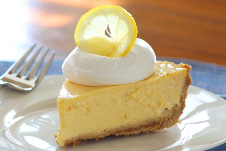 Lemon Icebox Pie recipe. #TheSouth | Southern Food | Pinterest