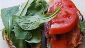 Smoked Salmon BLT | Mange | Pinterest