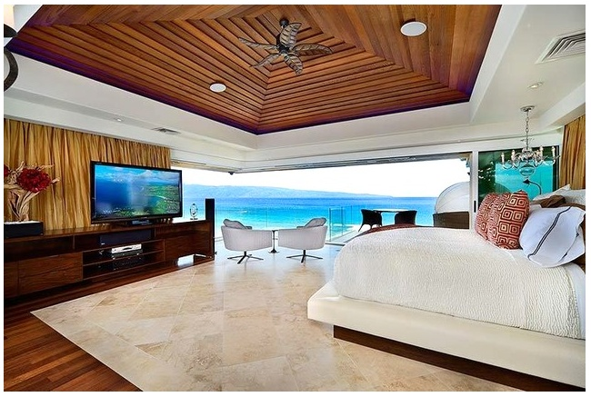 Dream master bedroom for 4 bedroom dream house