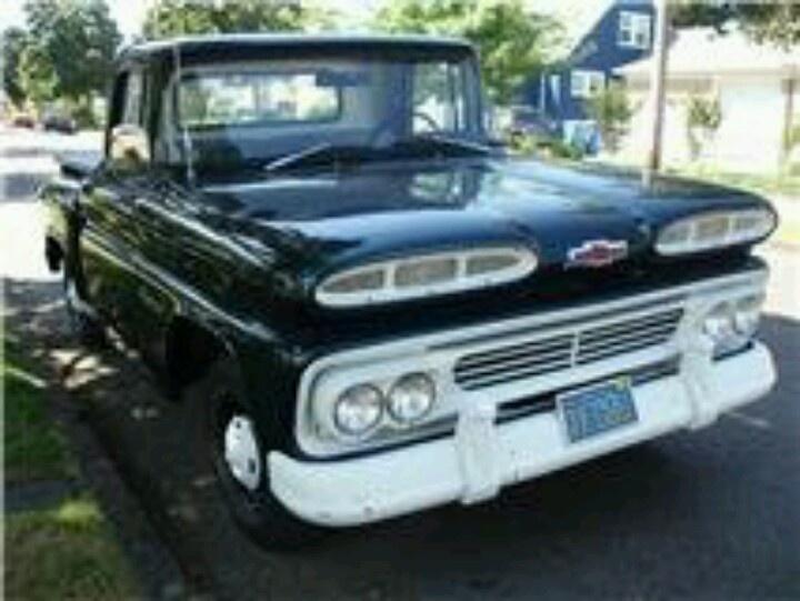 1961 Chevy Truck Craigslist