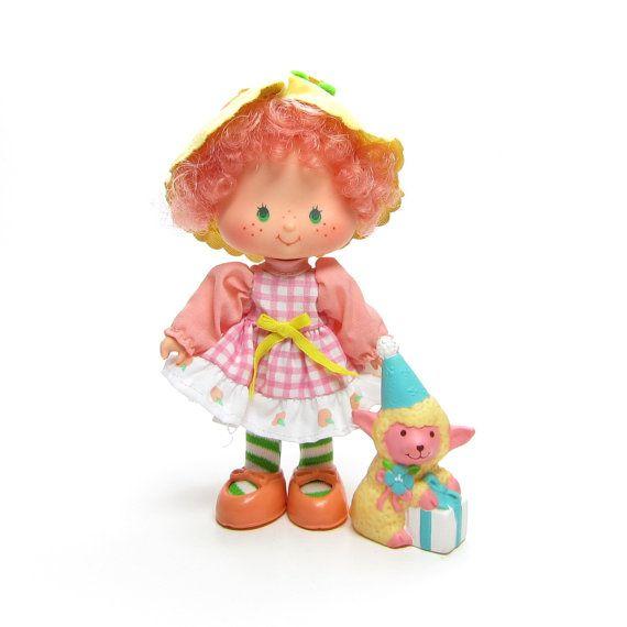 ... www.etsy.com/listing/186868326/peach-blush-doll-party-pleaser-vintage