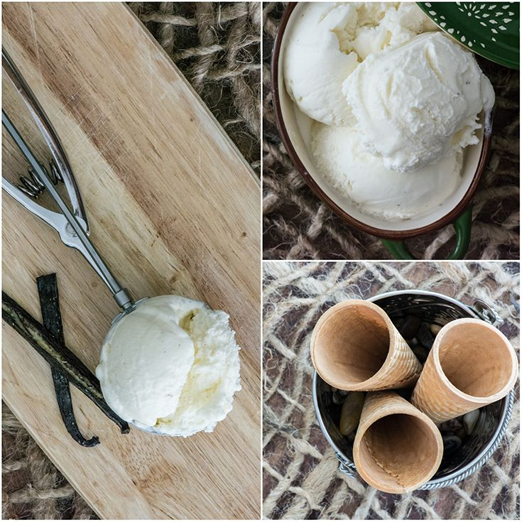 Very Vanilla Bean Ice Cream | Recipe
