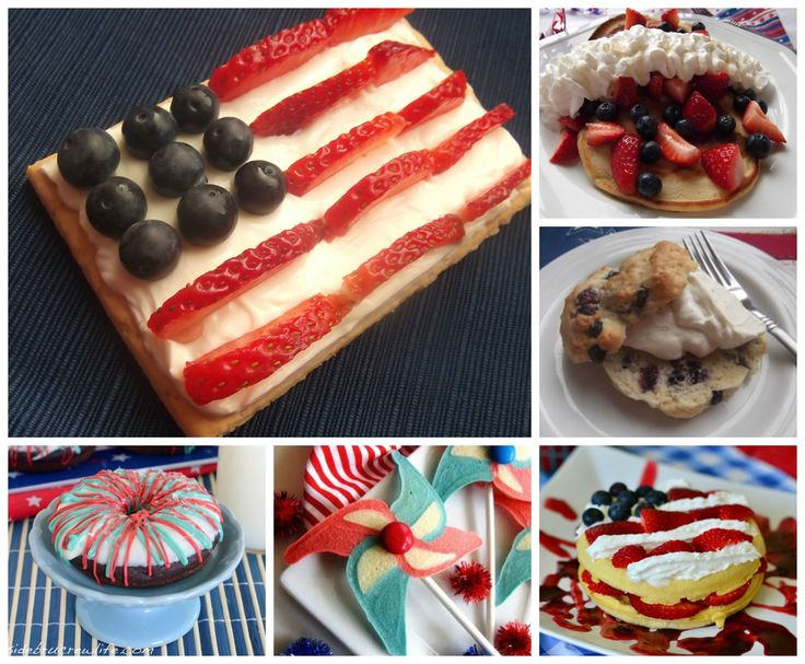 july 4th food ideas