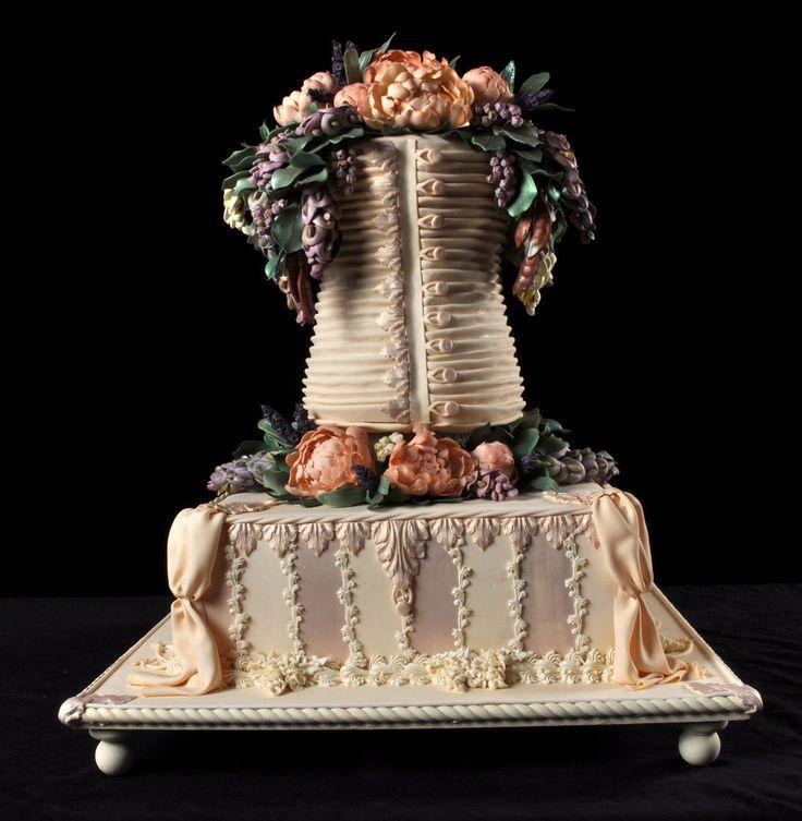 San Diego Cake Show 2011 Wedding Cakes Intricate Pinterest