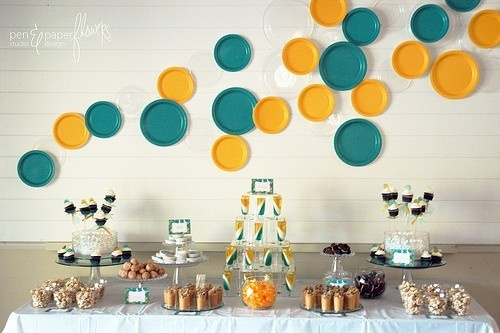 baby shower decorations party showers pinterest
