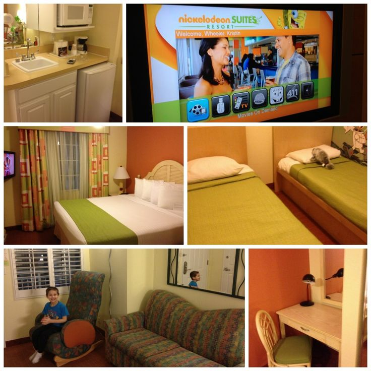 Nickelodeon Two Bedroom Suite Traveling In Florida Pinterest