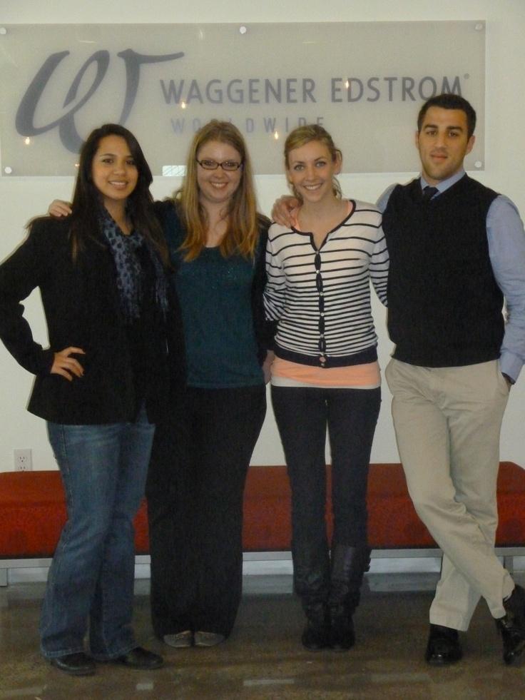 Civica interns- DeeDee, Ria, Cailin and Stephen