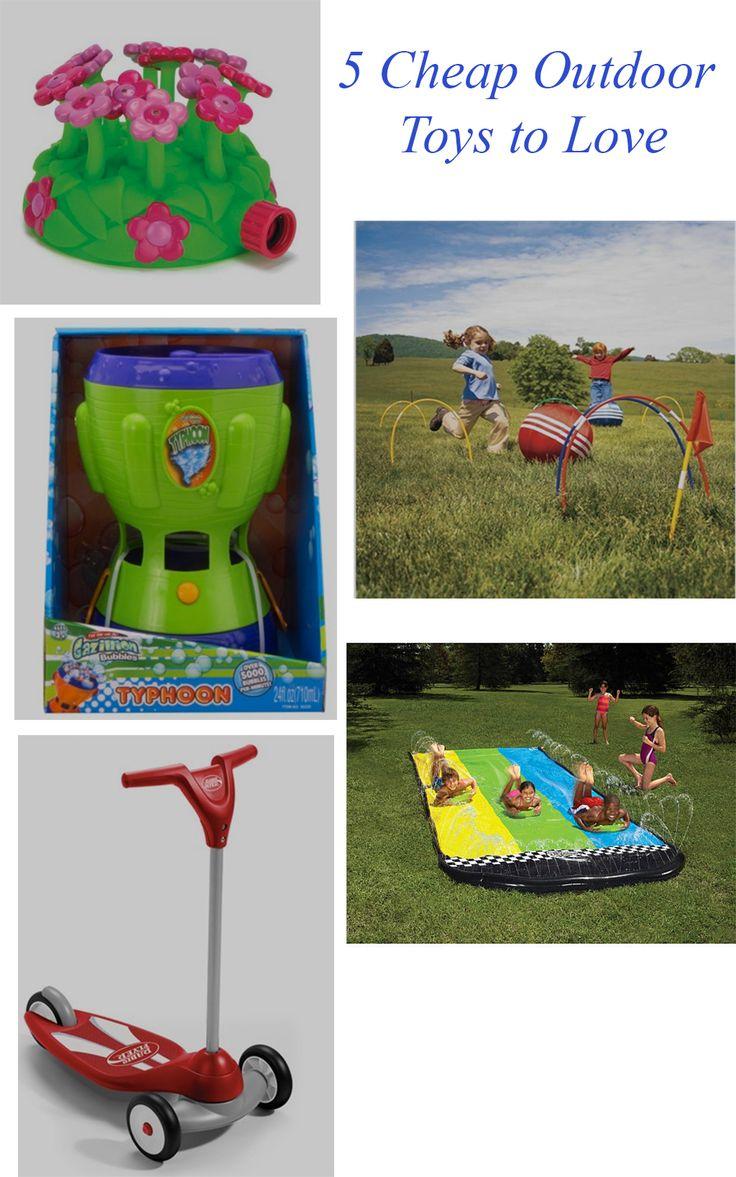cheap outdoor toys to love bonbon rose girls