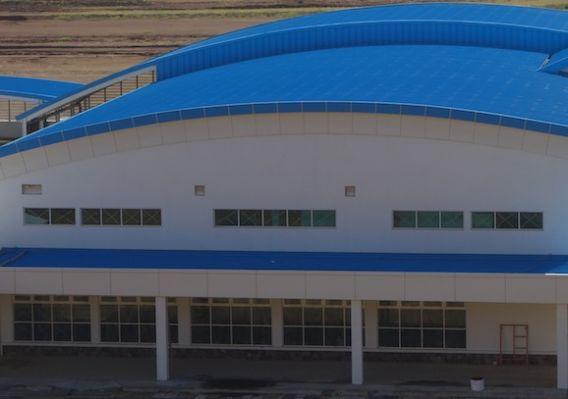 aeroporto grenadines