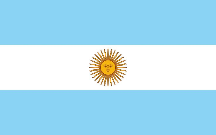flag by