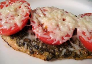 Tart Reform: Baked Pesto Chicken | Delicious Recipes. | Pinterest