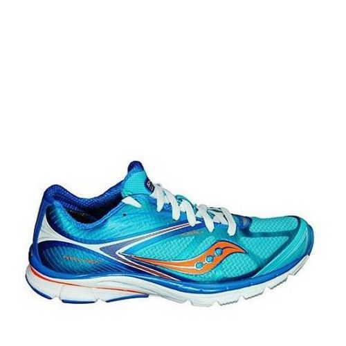 for the perfect running outfit. Cool running shoes: Saucony Kinvara 4