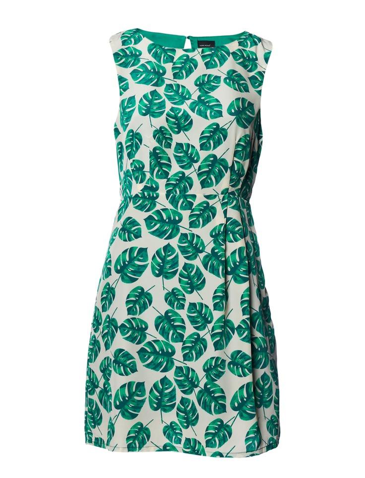 Vero Moda - Palm Mini Dress - Boozt.com