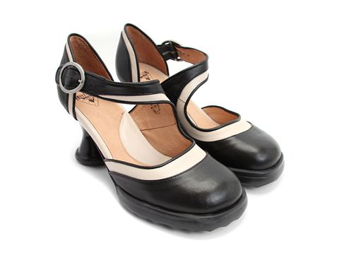 Elif (Black & Ivory) - I really think I deserve these!