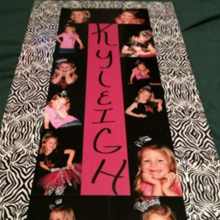 Kids Collage With Name Kids Collage Picture Collage Picture Frame