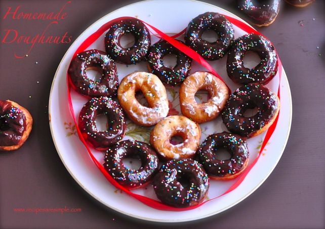 Be My Valentine - How to Make Doughnuts | Best Global Recipes | Pinte ...