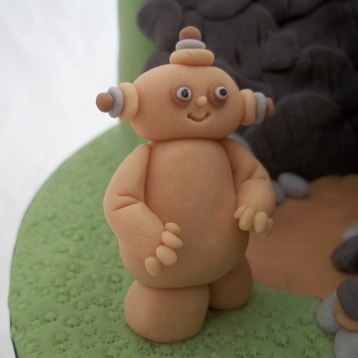 In The Night Garden Cake Decorations