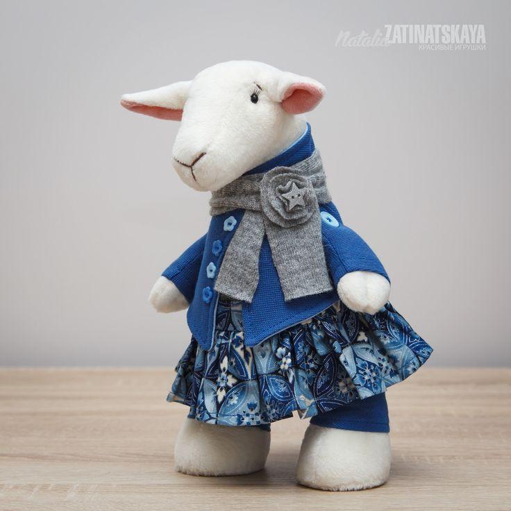 Милые овечки символ 2015 года