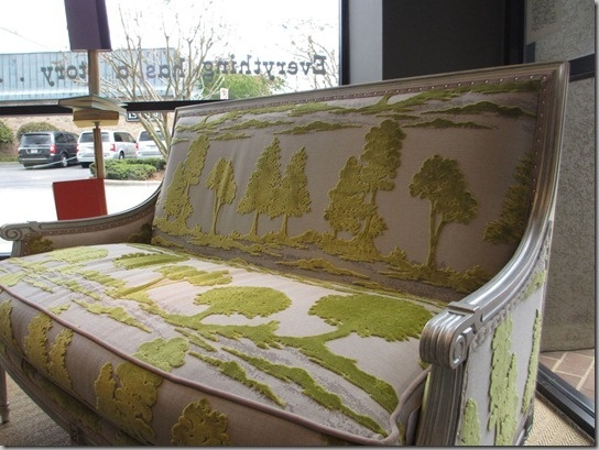 love this settee