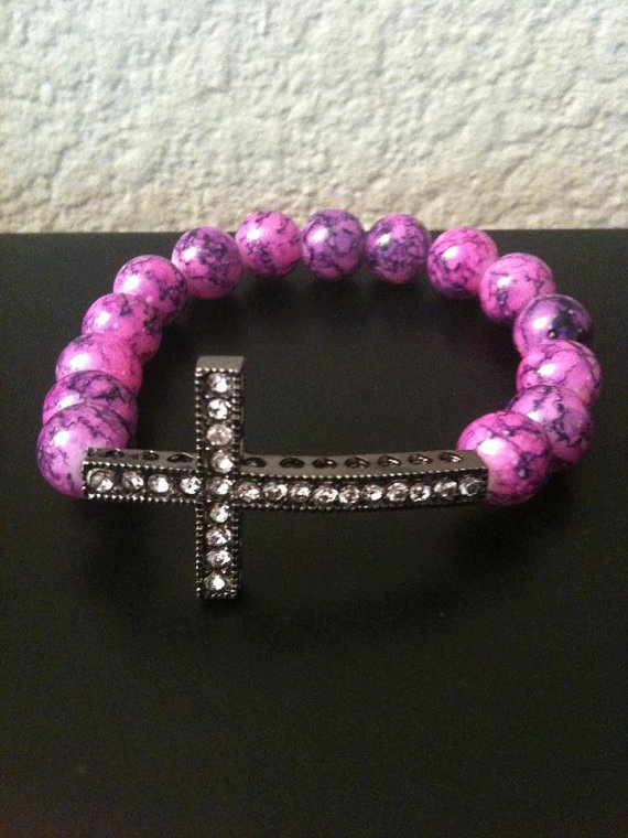 Black raspberry squiggle by shopimagine on Etsy, $12.50
