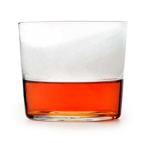 Sazerac - Absinthe, Sugar Cube, Peychaud's Bitters, Rye, Lemon Peel.