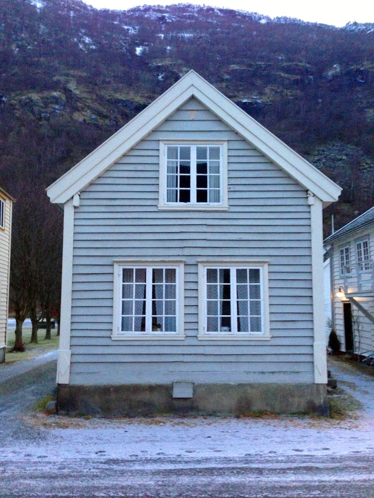 House at l rdals yri norway norwegian wooden houses for Norway wooden houses