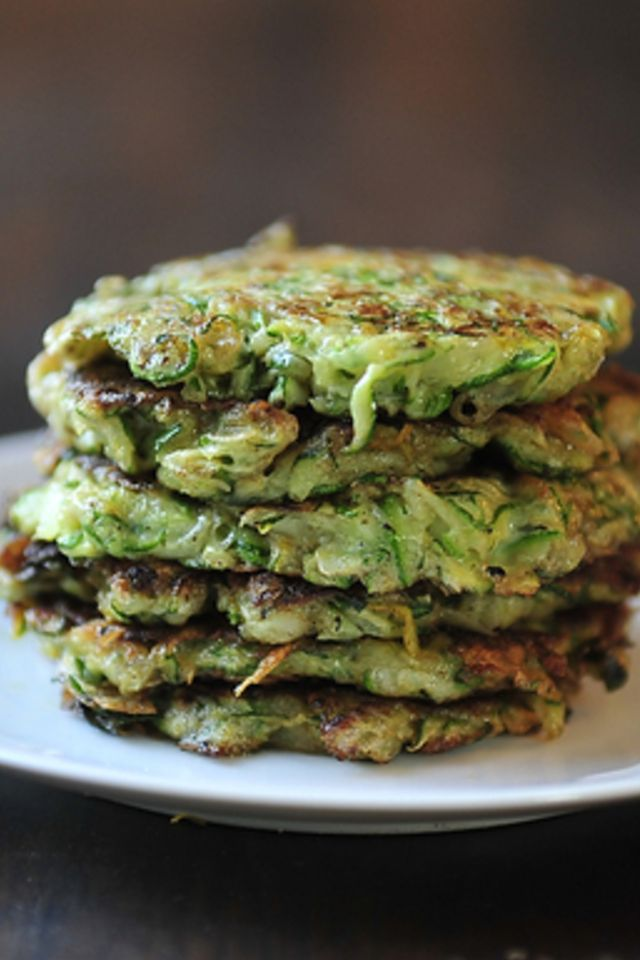 Zucchini Latkes | Food And Recipes | Pinterest
