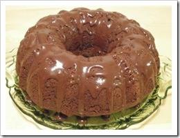 gluten free chocolate chocolate chip bundt cake