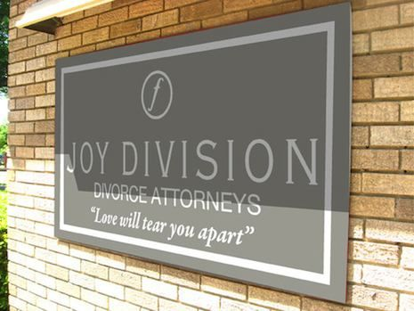 Joy Division - Divorce Attorneys