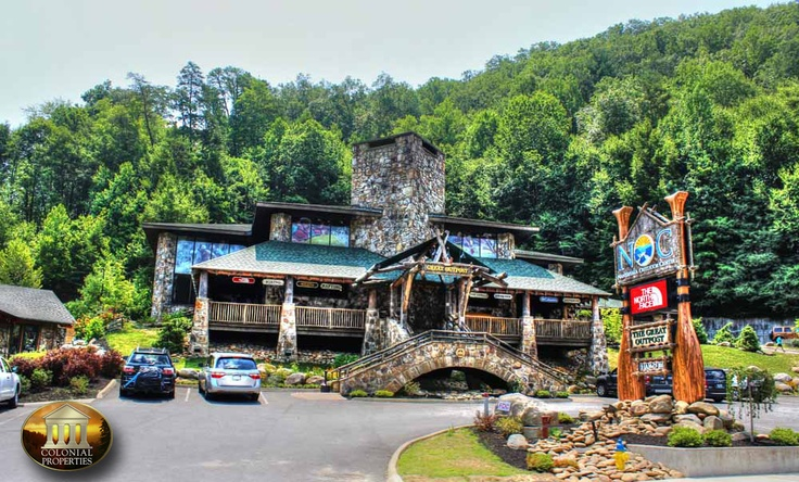 Pin by smoky mountain cabin rentals on gatlinburg tn attractions p