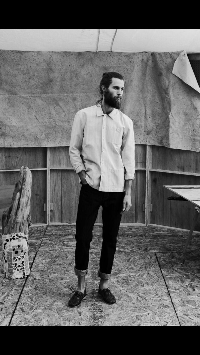 Male top knot rugged amp refined pinterest