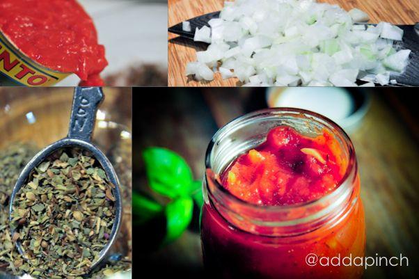 Simple and Quick Marinara Sauce | Recipe