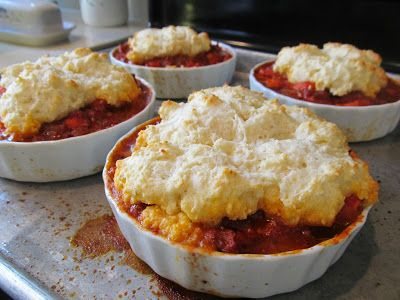 Italian Potpies. | Favorite Foods | Pinterest