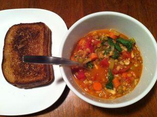 Cold Weather Vegi Stew   FOOD   Pinterest