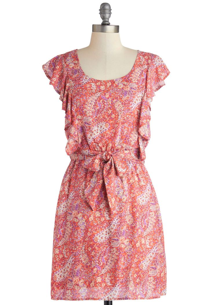 Cute Backyard Party Outfits : Party Dress, #ModCloth What to wear to a Garden Party? Find some cute
