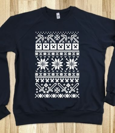 Minecraft Christmas Sweater Pictures to Pin on Pinterest - PinsDaddy
