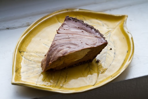 peanut-butter-chocolate-mousse-pie | Chocolate | Pinterest