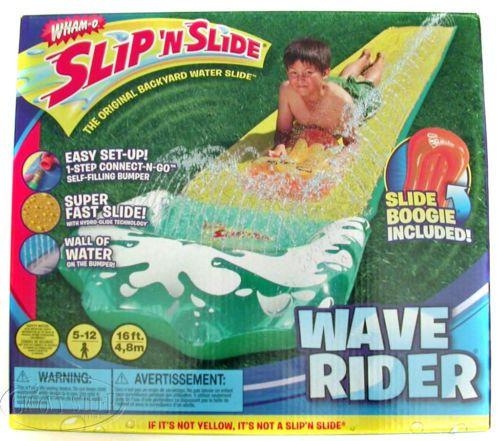 WHAM-O Wave Rider Gree...