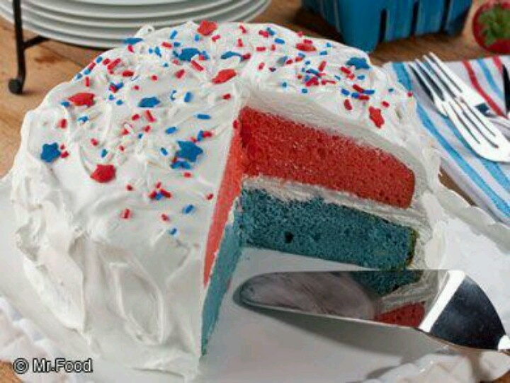 labor day cakes ideas
