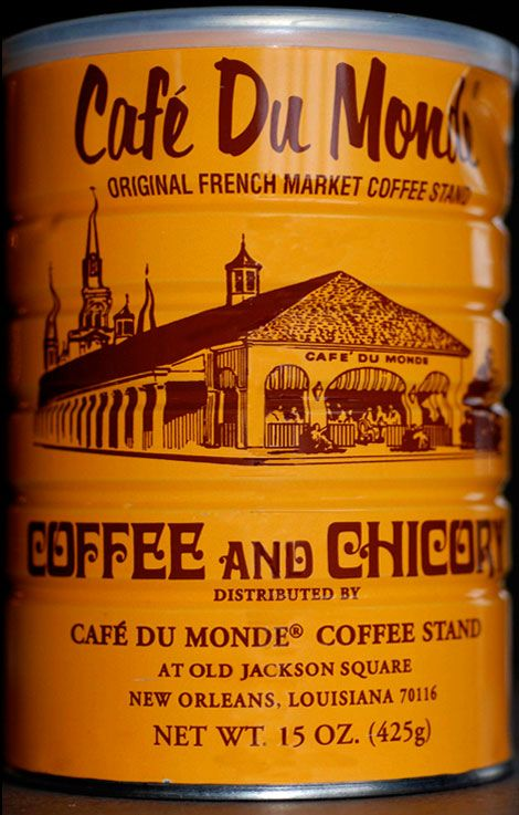 Coffee and Chicory | Places: New Orleans (do you know what it means ...