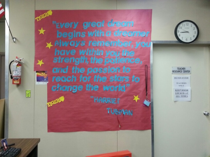 bulletin board quotes classroom ideas pinterest