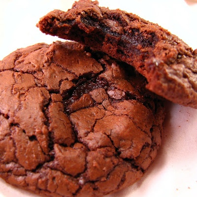 the barmy baker: Double Chocolate Espresso Cookies