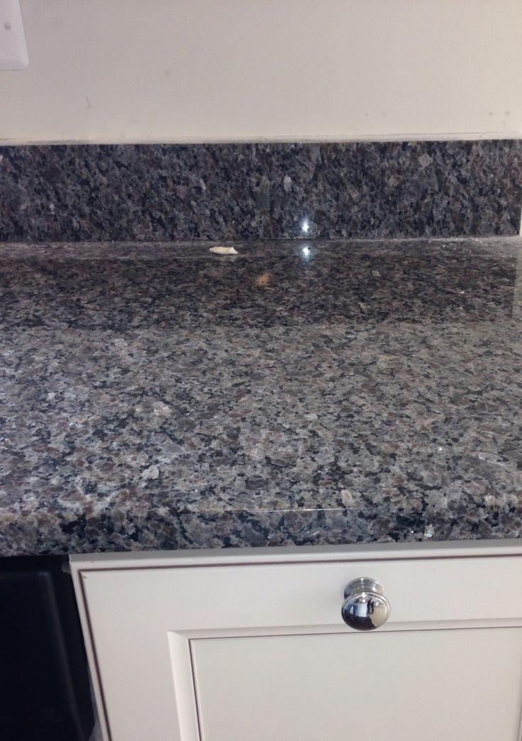 New Caledonia Granite At Model Kitchen Pinterest