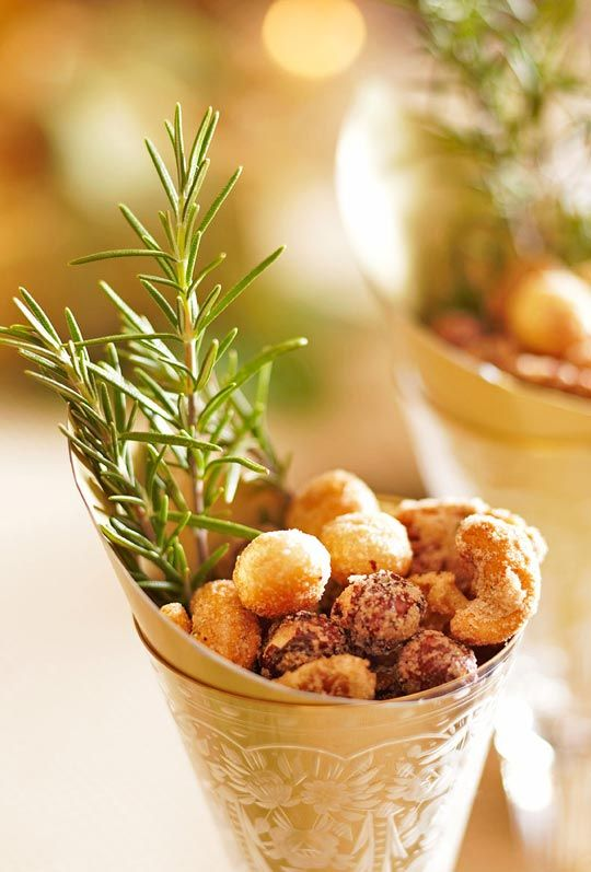 Holiday chestnuts are a staple for any gathering. These spicy-sweet ...