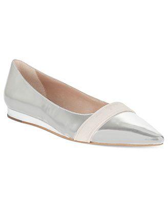 DKNY Women's Shoes, Fabienne Flats