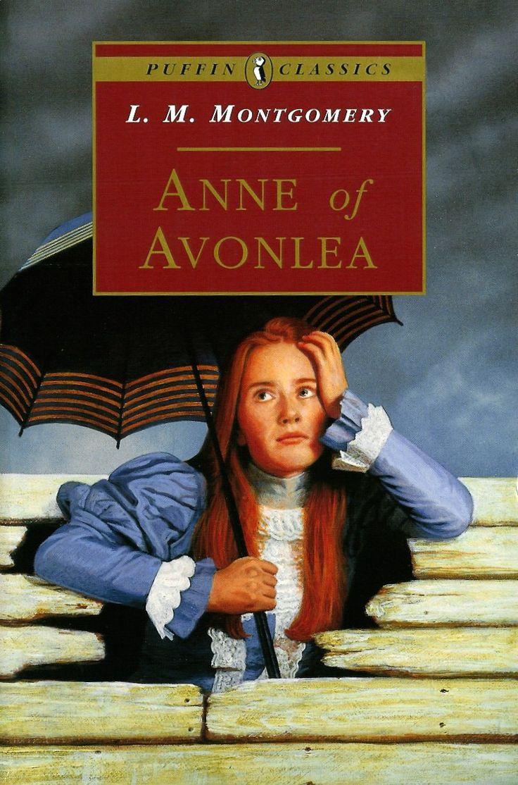 book review anne of avonlea