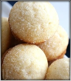 Sugar doughnut muffins | Bon Appetit | Pinterest