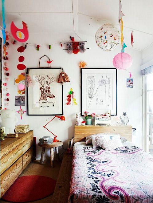 Indie Bedroom Bedroom Pinterest
