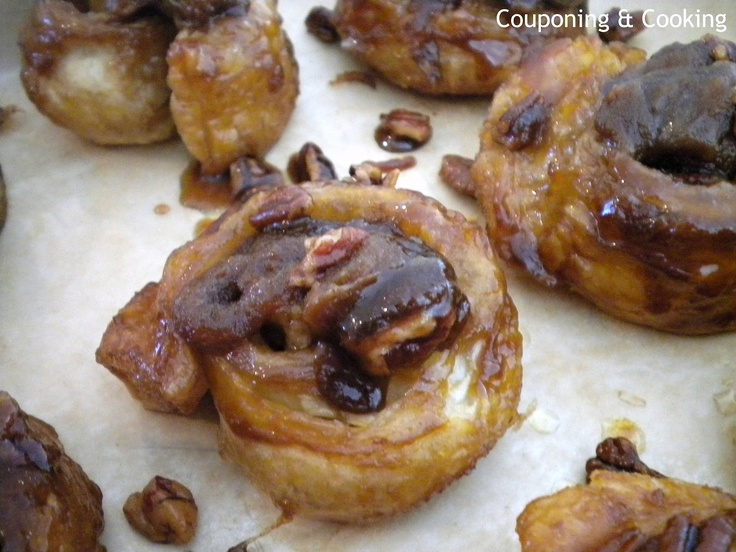 ... & Cooking: Barefoot Contessa's Quick & Easy Pecan Sticky Buns